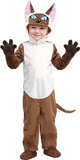 Toddler Siamese Cat Costume