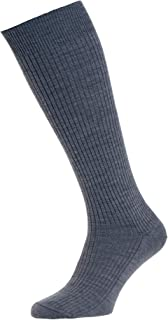 HJ HALL Classic HJ77 Men's Long Knee Length Socks