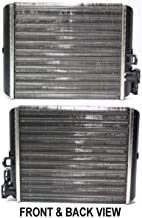 Diften 615-A0660-X01 - New Heater Core Volvo V70 S80 S60 XC90 XC70 2003-2007