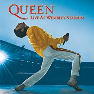 We Will Rock You (Live At Wembley Stadium / July 1986)