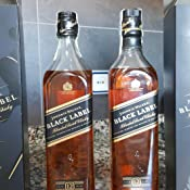 Johnnie Walker Black Whisky - 700 ml: Amazon.es: Alimentación ...