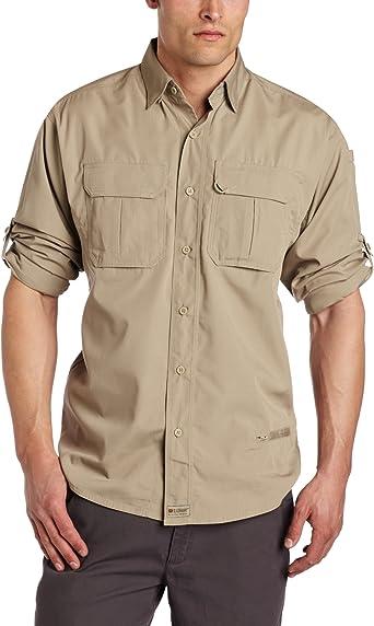 Blackhawk. para Hombre Ligero Tactical – Camisa de Manga Larga para Hombre