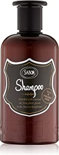 SABON Shampoo for Men, Patchouli Citrus, 12.318 Fl Oz
