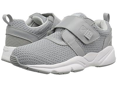 Propet Stability X Strap (Light Grey) Women