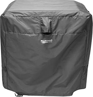 Redwood Grill Supply 30-inch Outdoor Cover for Keter Unity (Small) Portable Table - UV Resistant, Breathable, All Weather (30