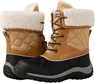 GLOBALWIN Women's Explorer Winter Snow Boots