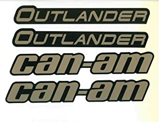 can am outlander decal kit