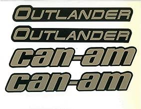 Best can am outlander 1000 decals Reviews