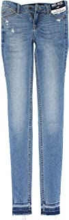 Hollister Women's Stretch Mid-Rise Super Skinny Jeans HOW-35