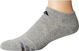 Cushion 3-Pack No Show Socks