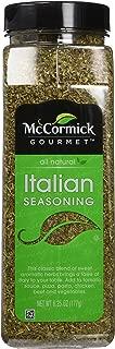 McCormick Gourmet Collection Italian Seasoning 6.25oz