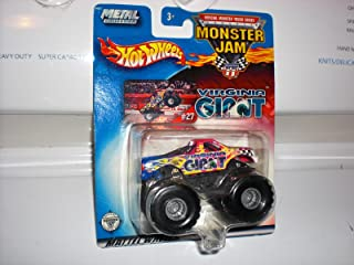 Hot Wheels 2002 Metal Collection Monster Virginia Giant Monster Truck #27 (Please See Condition Notes)
