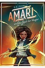 Amari und das Spiel der Magier (German Edition) Kindle Edition