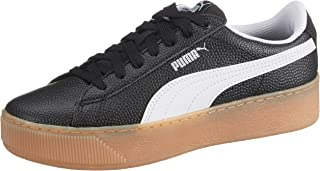 Puma Kadın Puma Vikky Platform Vt Moda Ayakkabı, Siyah, 35-36