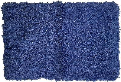 テクノプライム アンドパッカブル バスマット 40×60cm ブルー 65992