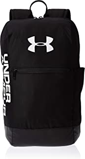 Under Armour Unisex-Adult Backpack, Black - 1327792