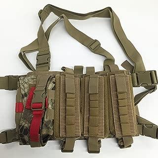 Hi-Tech Custom's KSG Shotgun Rapid Response Mini-Rig Vest. (or for any tactical shotgun)