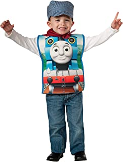 Rubies Thomas and Friends, Thomas The Tank Engine Costume, Child Small