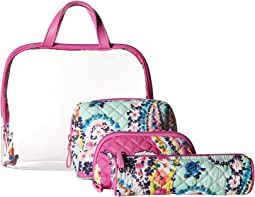 Vera Bradley - Iconic Four-Piece Cosmetic Set