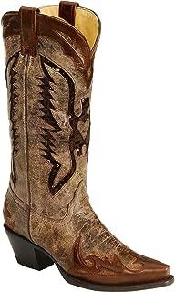 Best corral wingtip cowboy boots Reviews