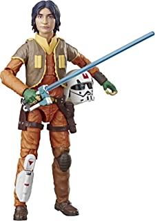 "Star Wars The Black Series Rebels 6""-Scale Ezra Bridger Figure"