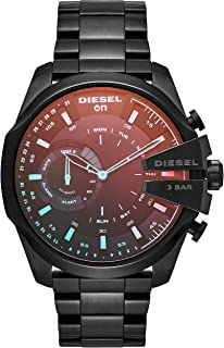 Diesel On Men's Mega Chief Hybrid Smartwatch - Activity Tracker Compatible with Android and iOS Phones