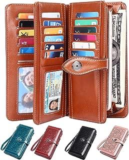 ladies brown wallet