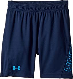 Under Armour Kids Kick Off Solid Shorts (Toddler)