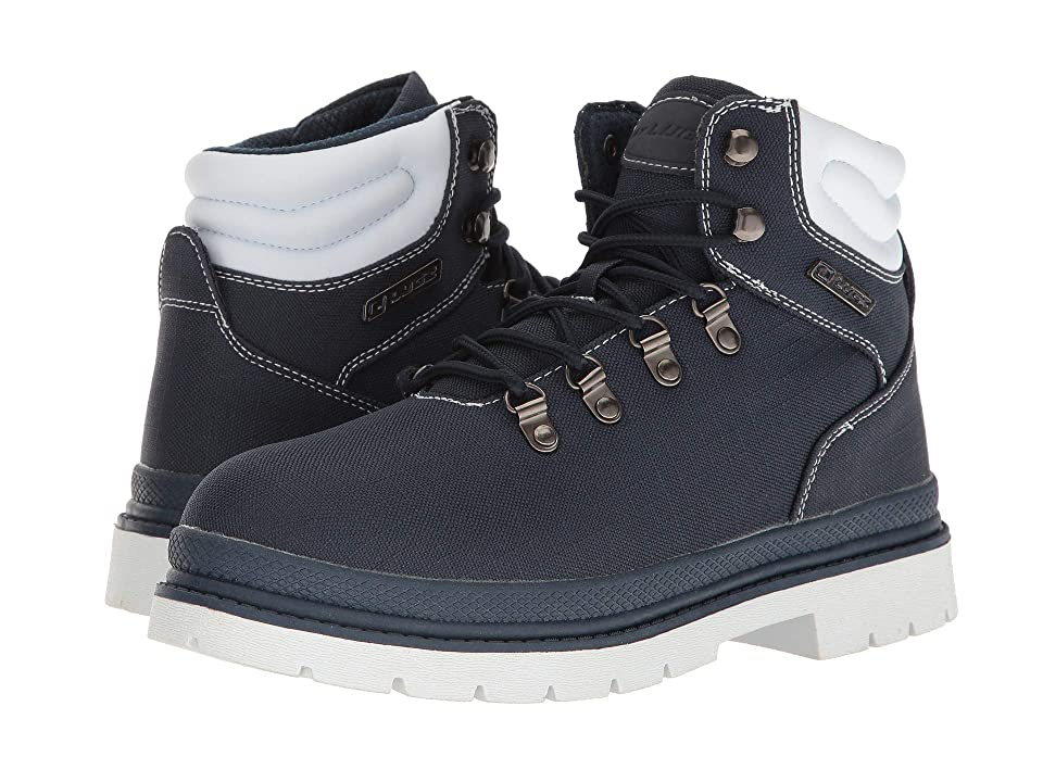 Lugz Grotto Ripstop (Navy/White) Men