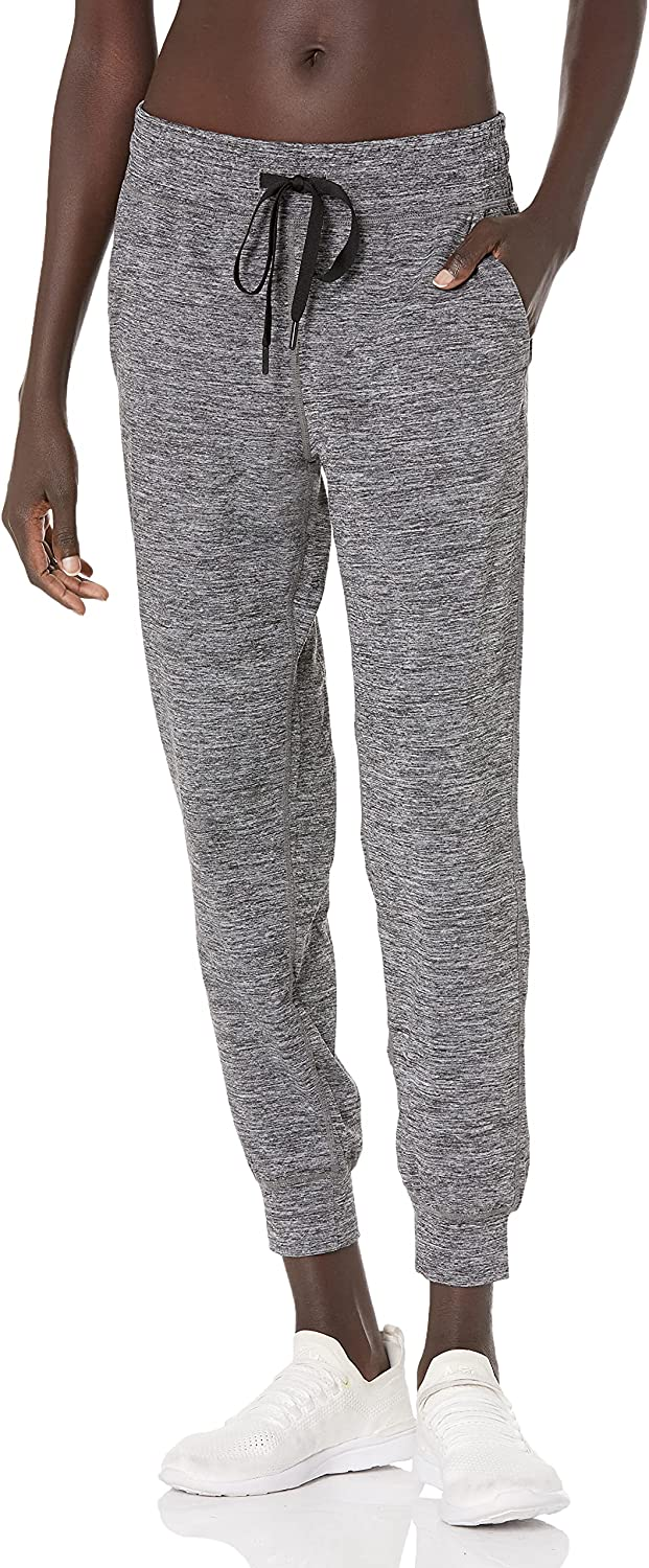 Amazon Max 50% OFF Essentials Women's Brushed Pant Stretch Jogger Tech Great interest