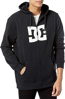 DC Star Zh Full Zip Fleece Sweatshirt Hooded