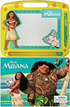 Moana - Learning Book with Magnetic Drawing Pad