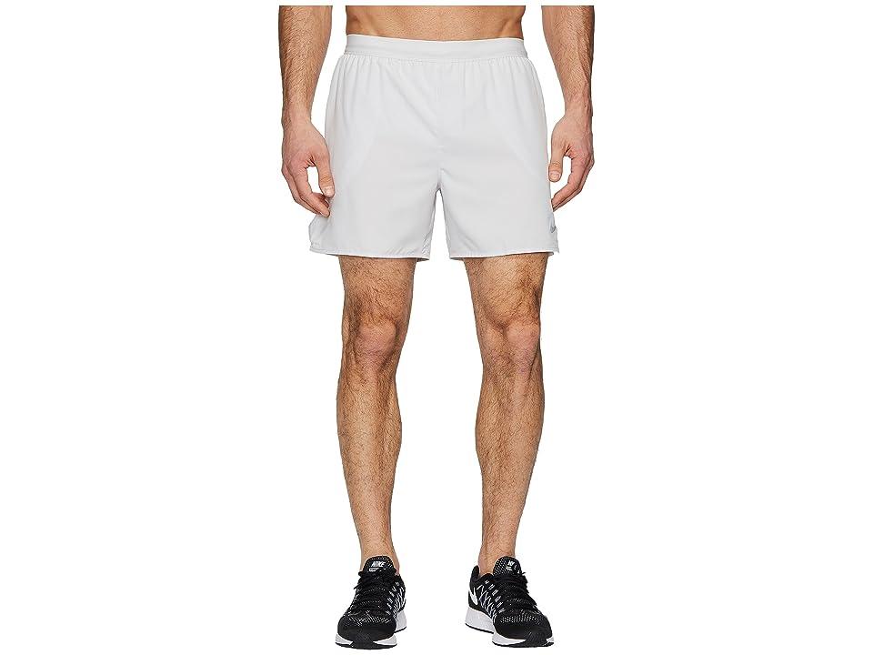 Nike Flex Stride 5 Running Short (Vast Grey/Gunsmoke) Men
