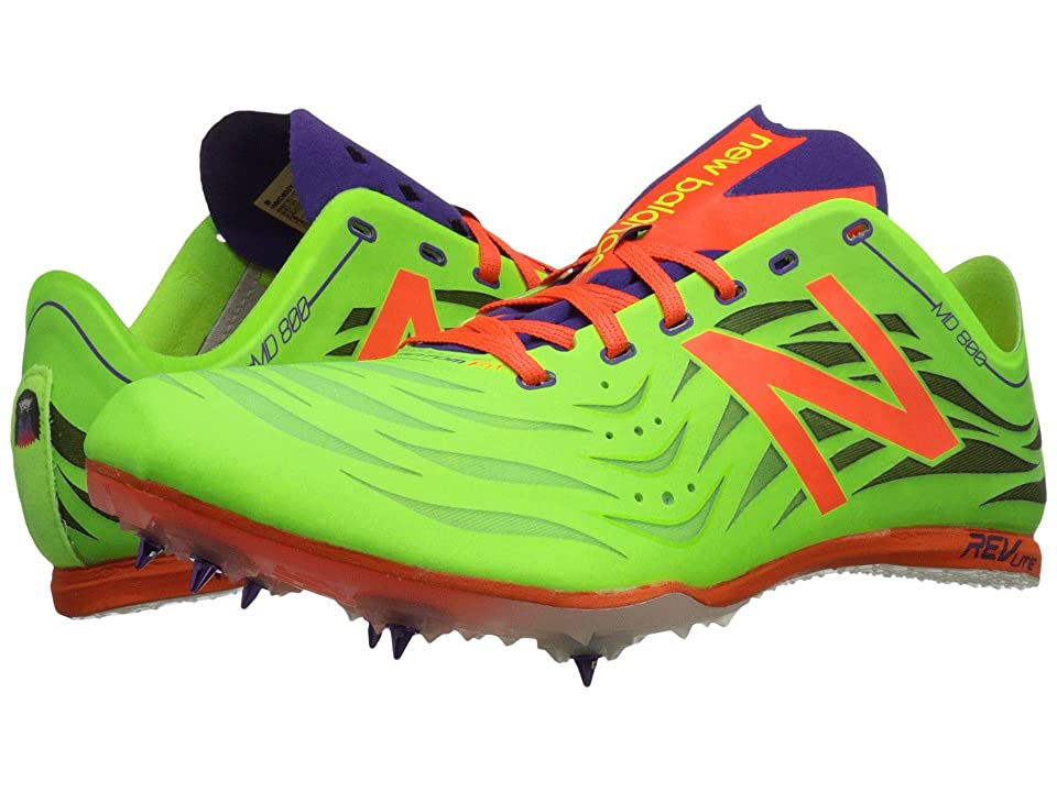 New Balance MD800v4 (Toxic/Dragonfly) Women