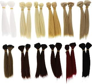 Best making dolls hair Reviews