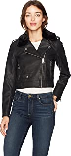 Levi's Belted Assymetrical Motorcycle Jacket