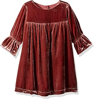 Gymboree Girls' Big Bell Sleeve Dressy Woven Dress