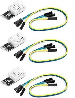 3Pcs DHT22/AM2302 Digital Temperature and Humidity Sensor Module for Arduino Replace SHT11 SHT15