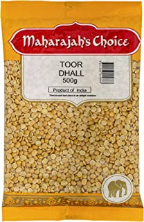 Maharajah's Choice Toor Dhal, 500 g