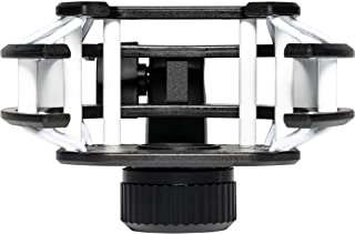 Lewitt Microphone Shock Mount for LCT-240 Pro, White (LCT-40-SH-WH)