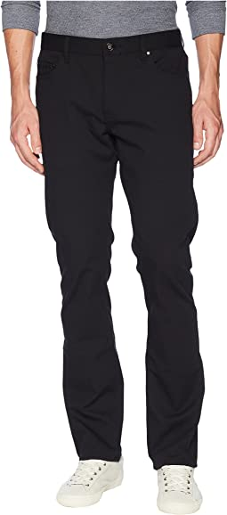 Woodward Slim Straight Jeans in Black