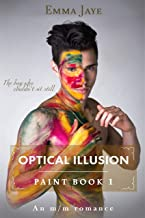Optical Illusion: m/m romance (Paint Book 1)