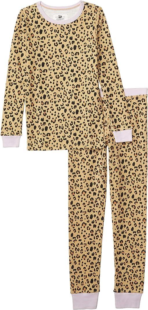 Mod Leopard Sleep