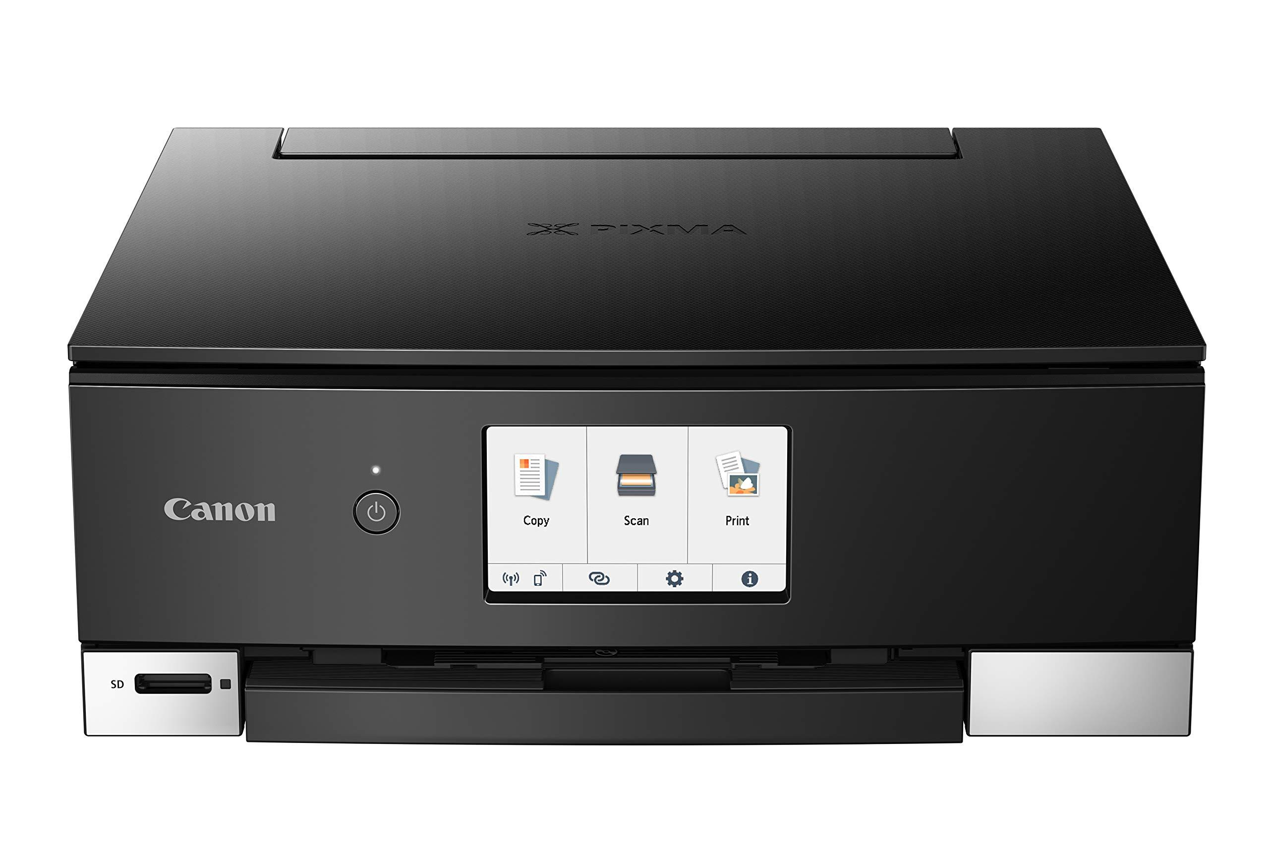 Canon TS20 All in One Wireless Color Printer for Home   Copier ...