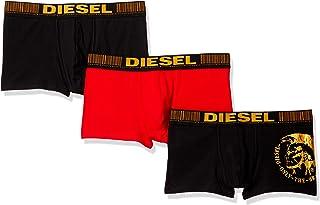 Diesel Men's Umbx-damienthreepack Boxer-shorts Briefs
