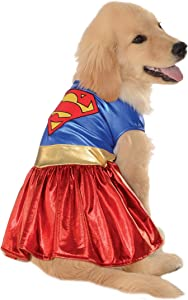 Rubie's Costume DC Heroes and Villains Collection Pet Costume-Supergirl