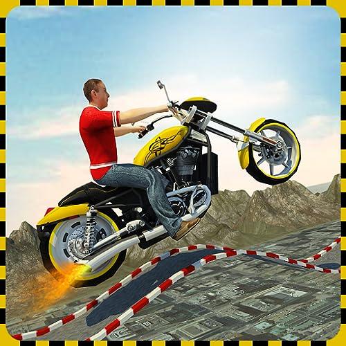 Impossible Track : Sky Bike Stunts 3D