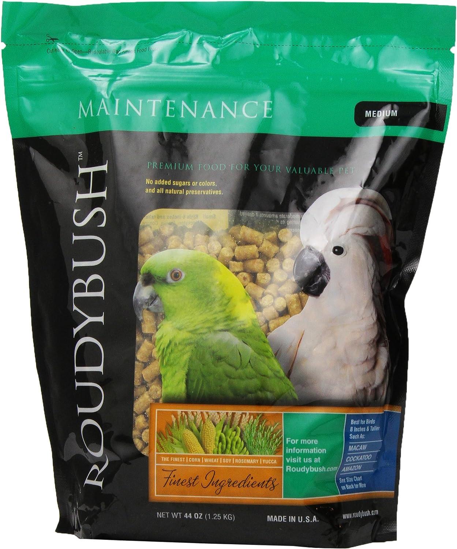 Roudybush Daily Maintenance Bird Food, Medium, 44Ounce