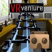 VR Kitchen Coaster