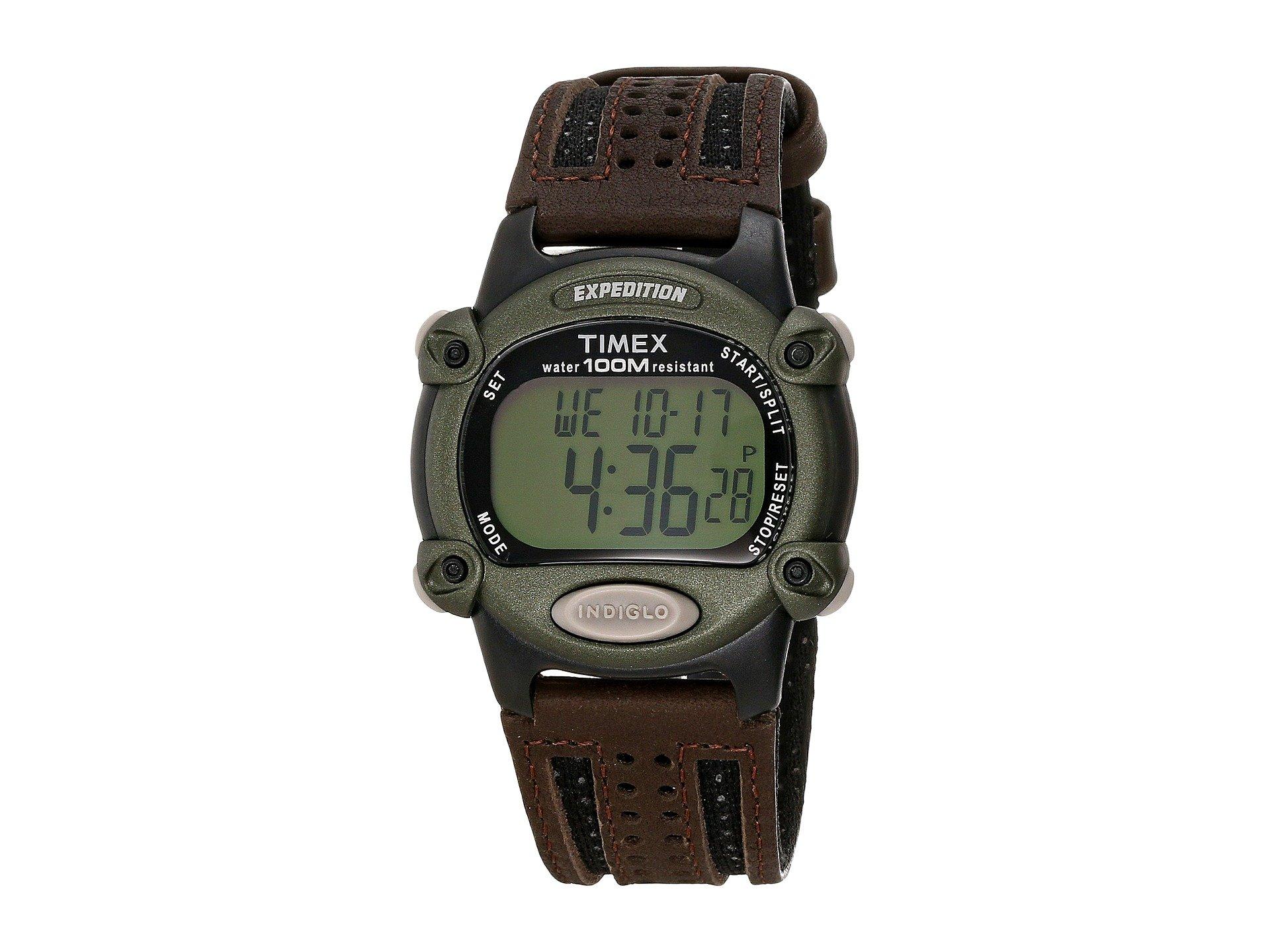 Reloj para Hombre Timex Expedition Chrono Alarm Timer Full  + Timex en VeoyCompro.net